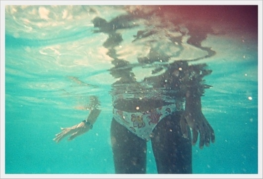 UNDER THE SEA on the Behance Network #sexy #carrai #rebecca #girls #photography #sea #summer