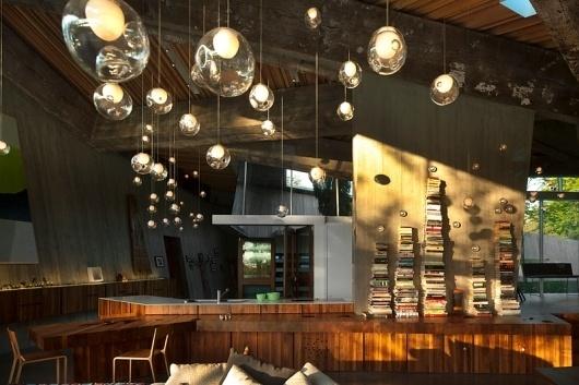 Omer Arbel Office #interior #omer #arbel #architecture #lighting