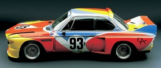 BMW Art Car Collection | The Definitive Guide to BMW Art Cars #bmw #colour #car #art