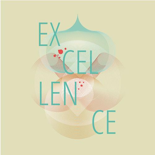 BY: Epok design Client: Fiabila #epok #vector #exellence #affiche #design #graphic #clean #fiabila #illustration #minimal