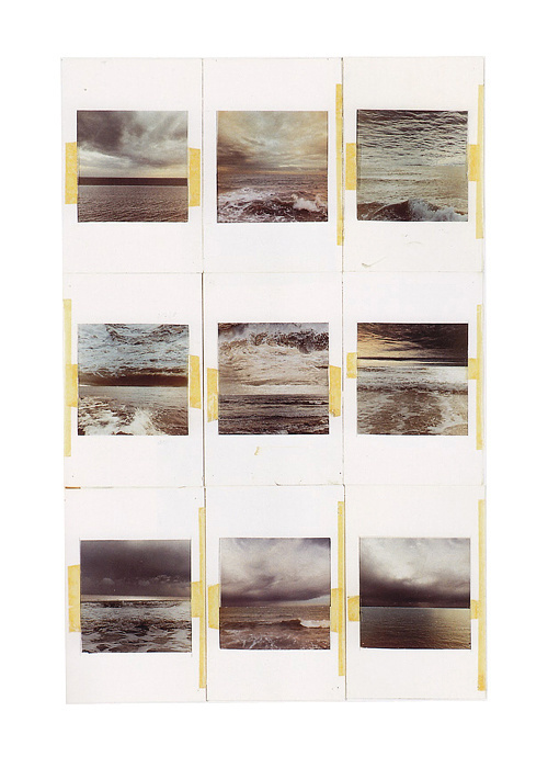 Atlas by Gerhard Richter #layout #photography #landscape #grid system #atlas