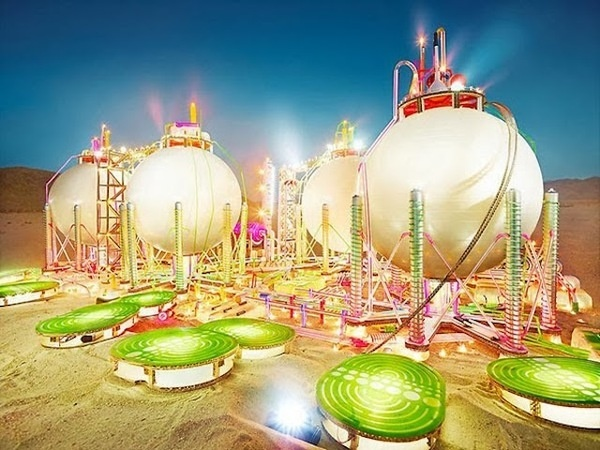 Landscape Photos by David Lachapelle 9 #photography #lachapelle #david #landscape