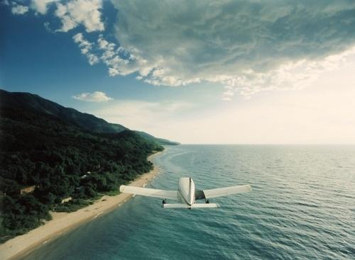 Jay Mug — Fly To Paradise - Lake Tanganyika, Africa #photography