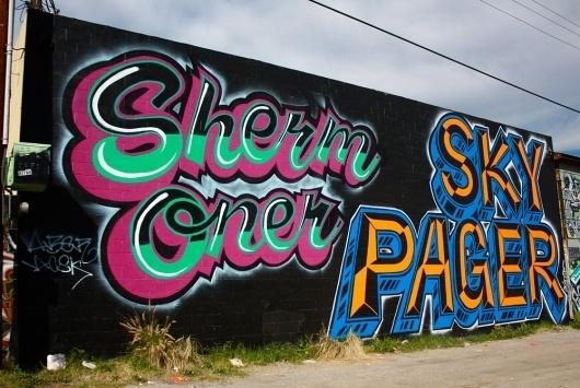 17.jpg (JPEG Image, 1000x670 pixels) #graffiti #pager #sky