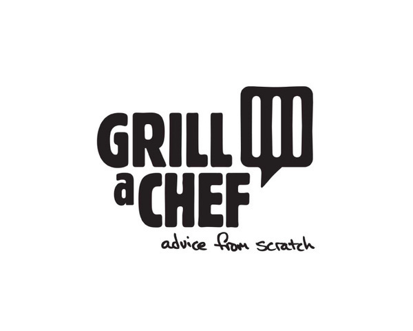 Grill A Chef on Branding Served #branding