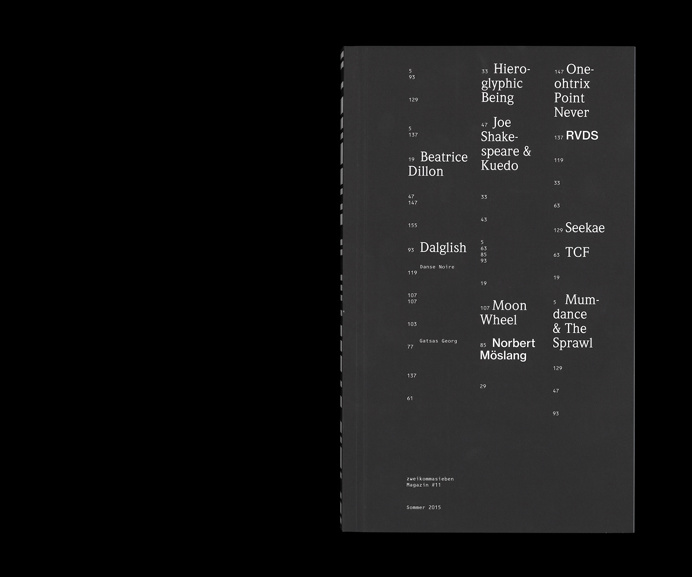 #publication #layout #typography