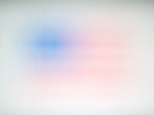 There is hopeful symbolism in the fact that flags do not wave in a... - but does it float #color #art