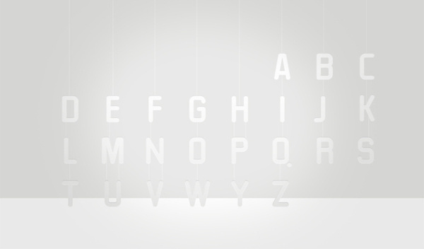 Custom typeface. #paper #dcoupage #typography