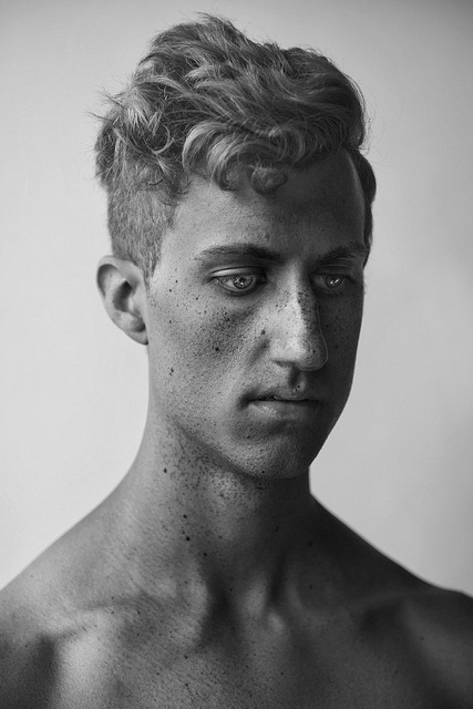 by NirArieli.com   Archive #portrait #men #bw
