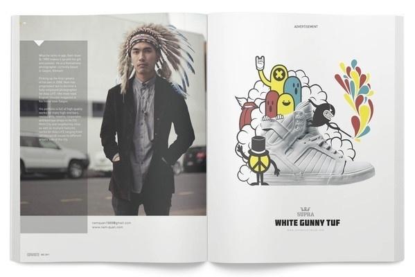 Design;Defined | www.designdefined.co.uk #spread #layout