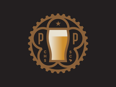 Pint Pedal pt. IV #stamp #pint