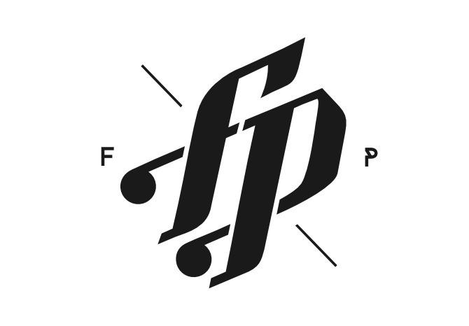 Festiwal Praski #hipster #hop #logo #hip #caligraphy