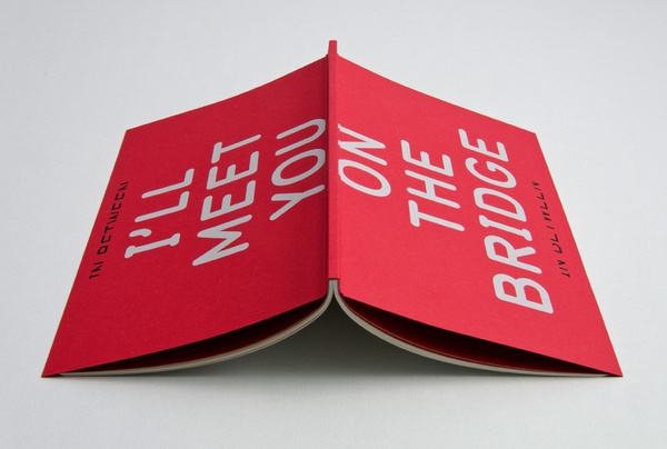 Magpie Studio #design #red #book