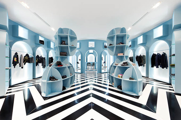The Cool Hunter Welcome #store #italian #interiors #space