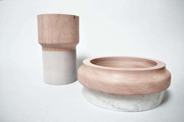 VARIA #white #vase #photo #design #bowl #wood #product #marble #object #plastic #good #grey