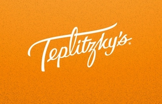 Mucca   Work   Teplitzky's #lettering #design #teplitzkys #logo #mucca #typography
