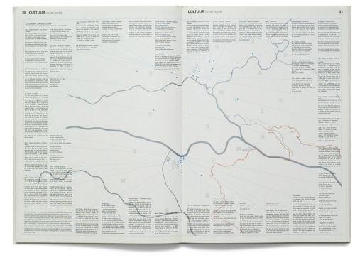 Joost Grootens #cartography #atlas #map