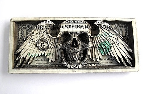 FFFFOUND! | Scott Campbell - BOOOOOOOM! - CREATE * INSPIRE * COMMUNITY * ART * DESIGN * MUSIC * FILM * PHOTO * PROJECTS #money