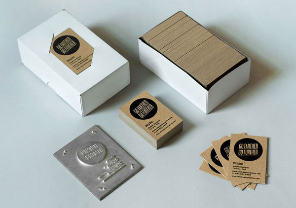 Mark Bain Business Cards Mark Bain Creative #cards