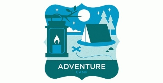 Eight Hour Day » Copylicious Icons #icon #outdoors #adventure #camp #illustration #tent