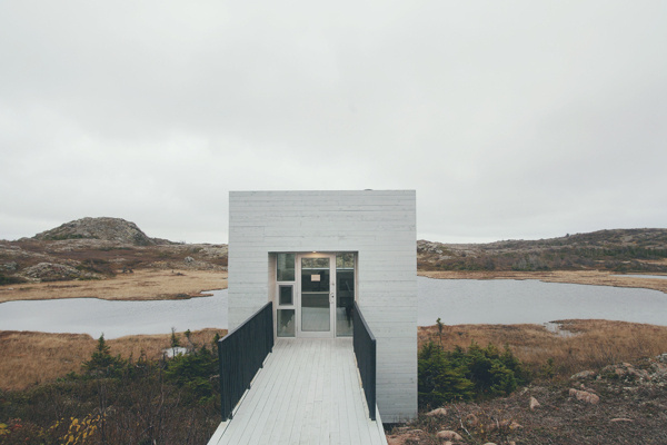Mysteries of Fogo Island on Behance #architecture