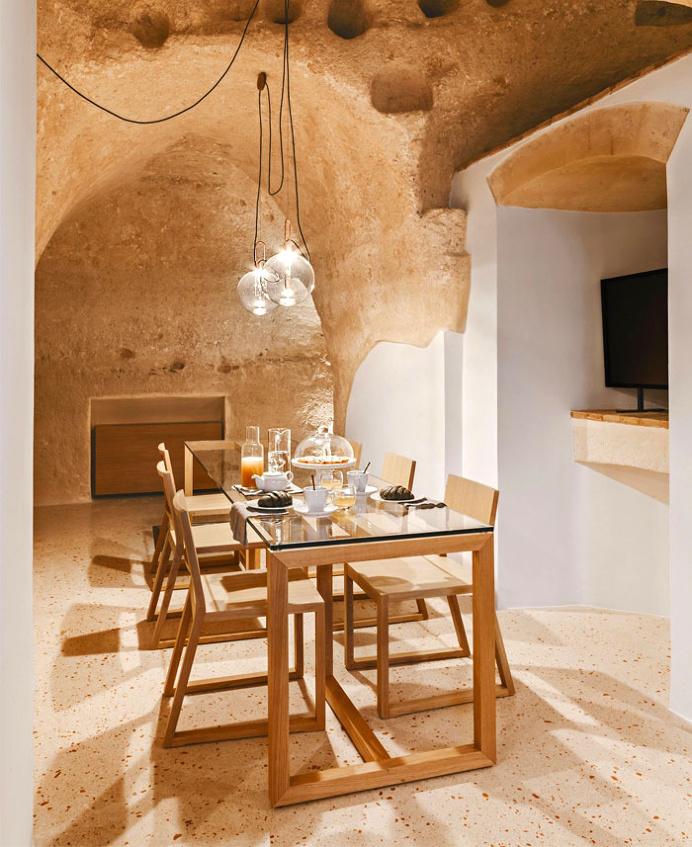 La Dimora di Metello in Matera - #decor, #interior, #hotel, #architecture,