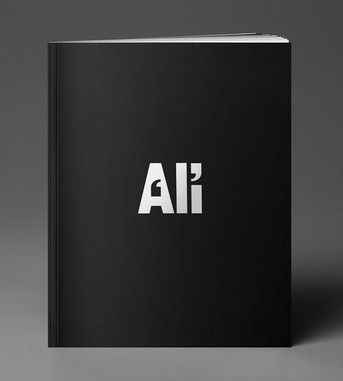 Ali by Mucho #design #graphic #typography