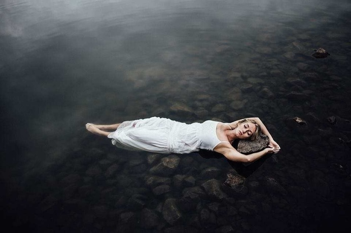 Interview With Young Portrait Photographer Sylvia Schaffrath