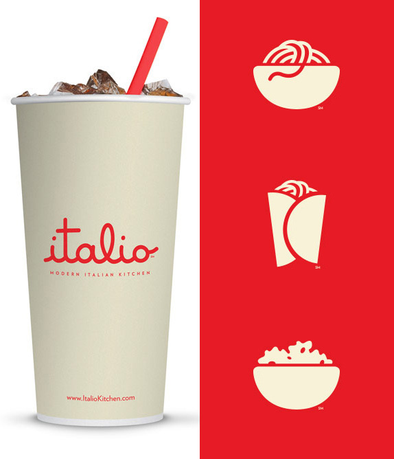 Italio #icon #logo #brand
