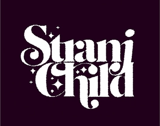 All sizes | stranj reject | Flickr - Photo Sharing! #lettering #logo #pettis #type #jeremy #typography