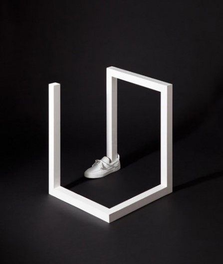 Ill Studio - All Gone / L Vuitton #photography #graphic #shoe