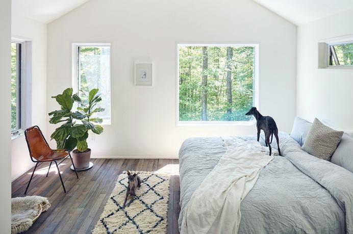 Asymmetrical windows