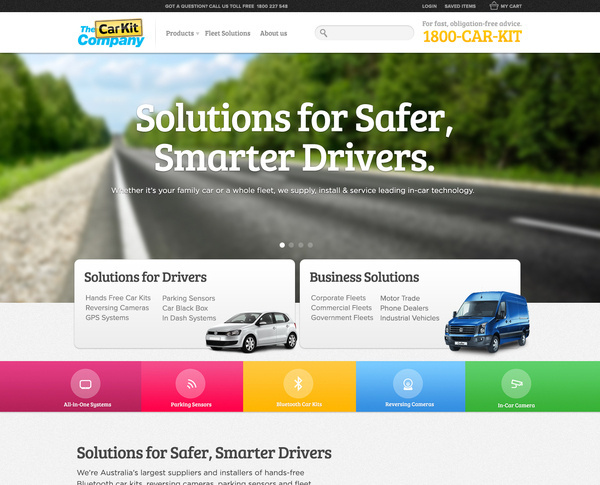 Real_pixels #design #clean #website #cars #layout #web
