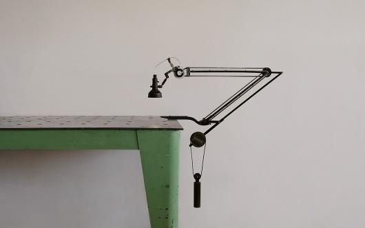 Lamp-06.jpg (1400×875) #lamp #crane #design #industrial #light