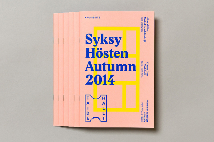 Colour, brochure