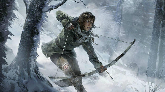 The next Tomb Raider is an Xbox One exclusive — and gamers aren't happy about it #tomb #rider #illustration