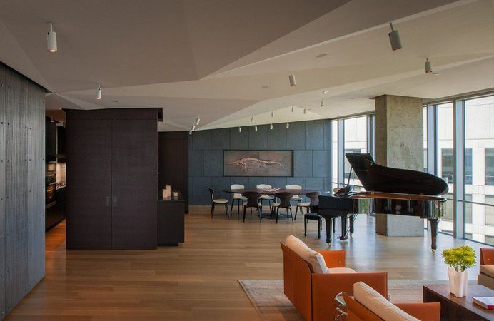 Waterview Condominium Affords Views of All the Major Washington DC Monuments 22