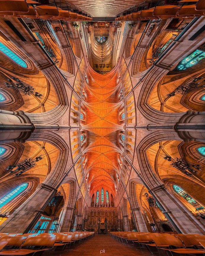 Brilliant Architecture Photography by Peter Li