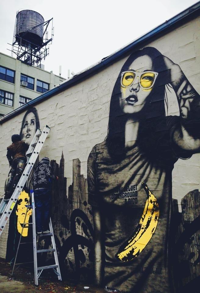 Artist :Fin Dac – Street Art #inspiration #art #street