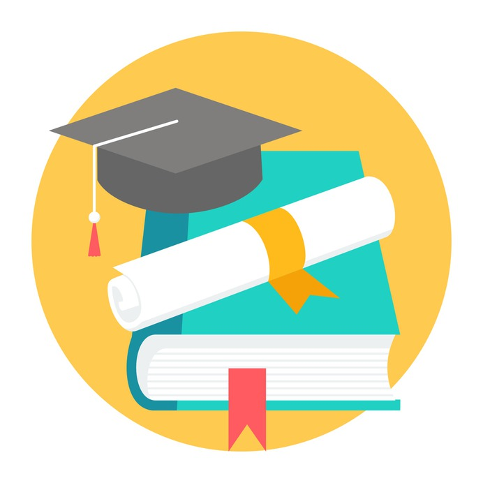 See more icon inspiration related to book, university, scholarship, money, loan, mortarboard, education, diploma and degree on Flaticon.