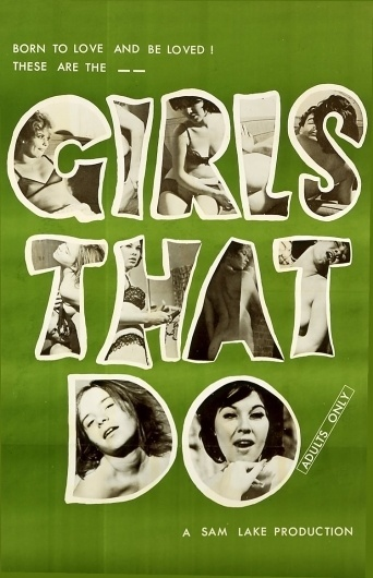 File Library #porn #handlettering #vintage #poster #typography