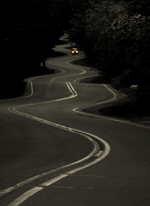 Supergraphic #road