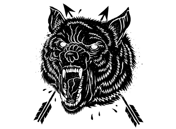 print. wolf. good.
