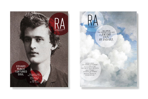 RA Magazine Issues 88 99 Matt Willey #design #cover #layout #editorial #magazine