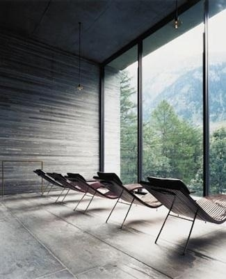 Office Visit: Q & A with Commune in LA : Remodelista #interior #zumthor #therme #peter #architecture #vals