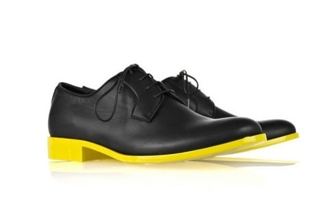 FFFFOUND! #soles #yellow #shoes