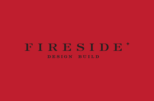 Fireside Design and Build logo by FoundryCo #logo