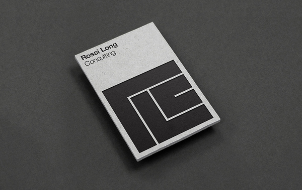 Matthew Hancock #hancock #swiss #white #business #rlc #rossi #card #click #black #marque #monochrome #the #long #matthew #minimal #and #logo #modernist
