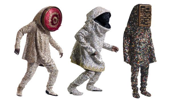 Bonkers About Buttons: Nick Cave Soundsuits #art