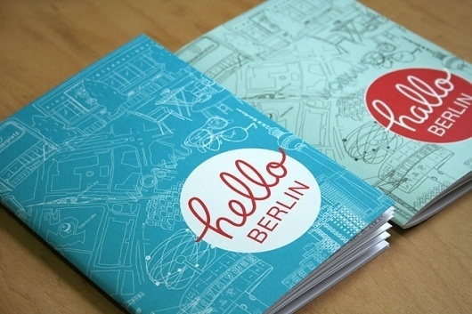 small caps blog #print #handmade #brochure #typography